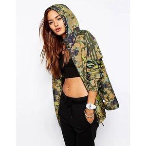 ASOS Adidas Originals Camo Jacket.
